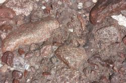 Grand Canyon Supergroup - Hotauta conglomerate - 1,200 million year old rock