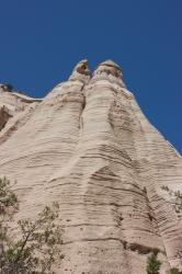 Kasha-Katuwe Tent Rocks National Monument in New Mexico.
